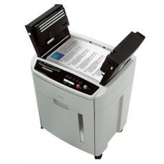 【150枚自動】アイリスオーヤマ AFS-150C-H 自動給紙 オートフィードシュレッダー 電動 A4 クロスカット ホッチキス CD DVD カード対応【返品不可】