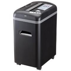 シュレッダー YK-PSD008(電動・A4・マイクロクロスカット・6枚細断・CD/DVD/カード対応)